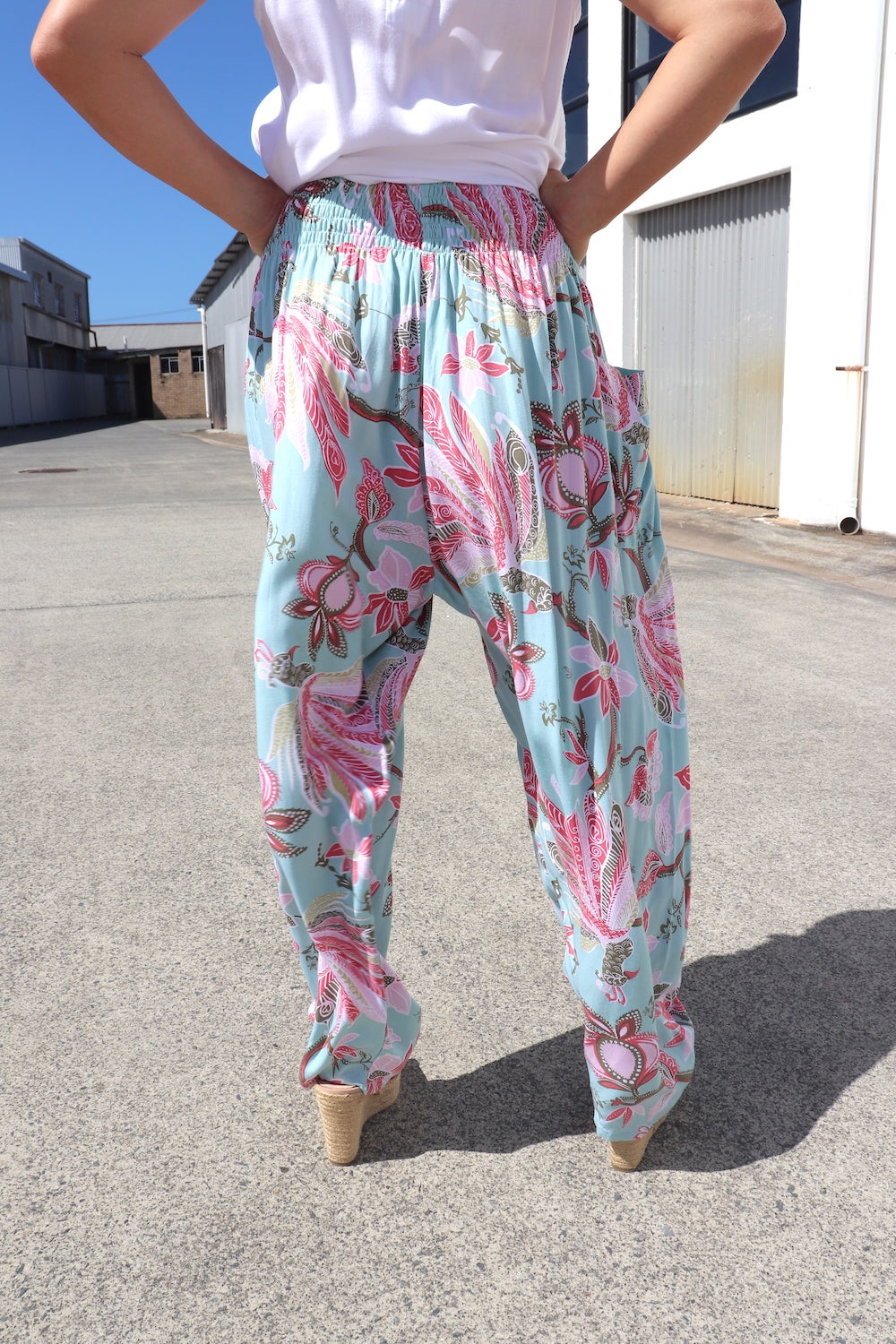 RO Easy Pant In Paradise