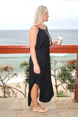 Byron Dress In Black