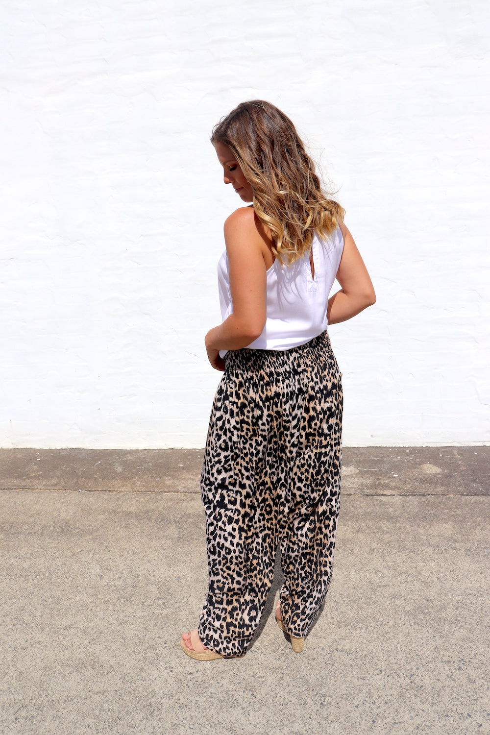 RO Easy Long Elastic Pant In Africa
