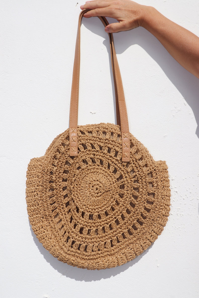 Bora Bora Bag In Dark Sand
