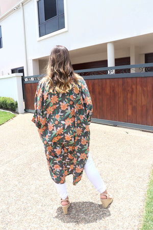 California Poppy Cape