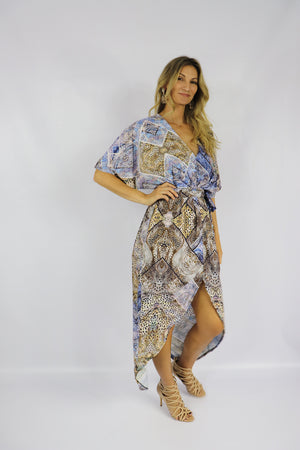 RO Stella Reef Dress