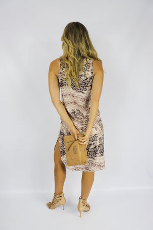 RO Kenya Short Shift Dress