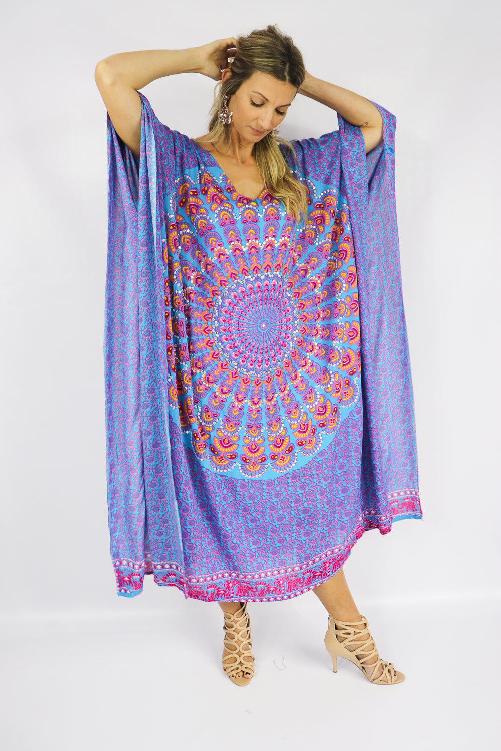 Arabian Night Long Kaftan