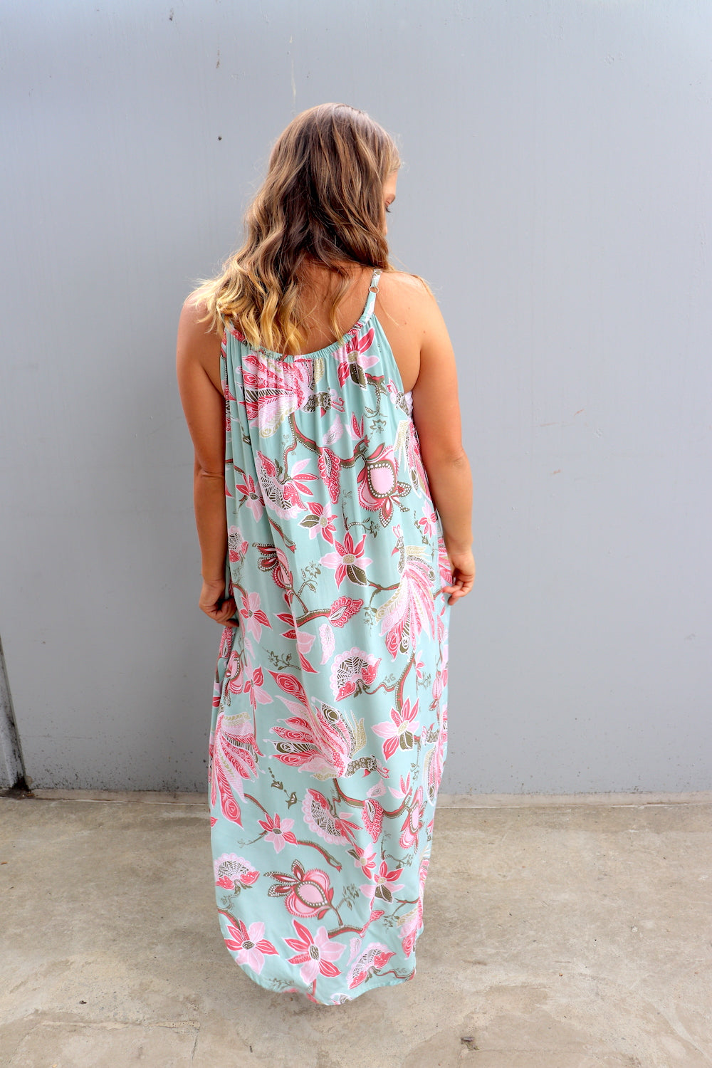 RO Sweet Summer Long Maxi In Paradise