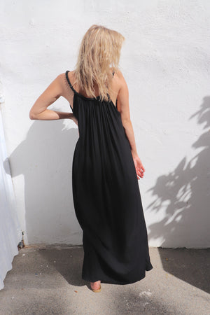 Mariah Maxi In Black