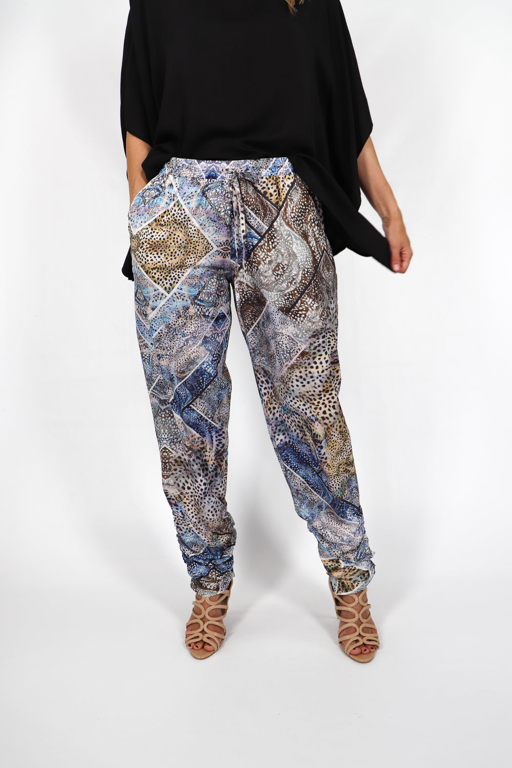 RO Long Elastic Reef Pant