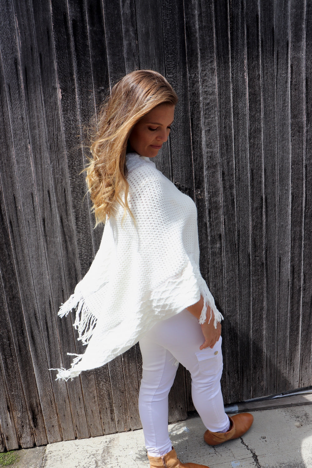 Cloud Nine Poncho