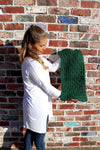 Green Lovers Snood