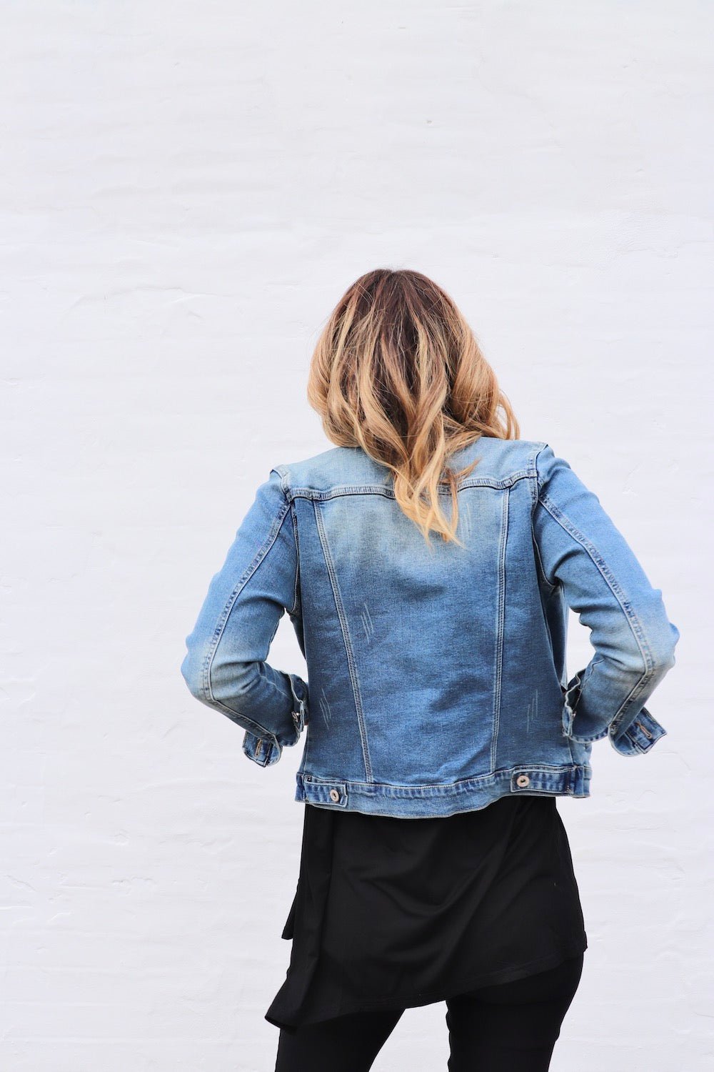 Perfect Denim Jacket