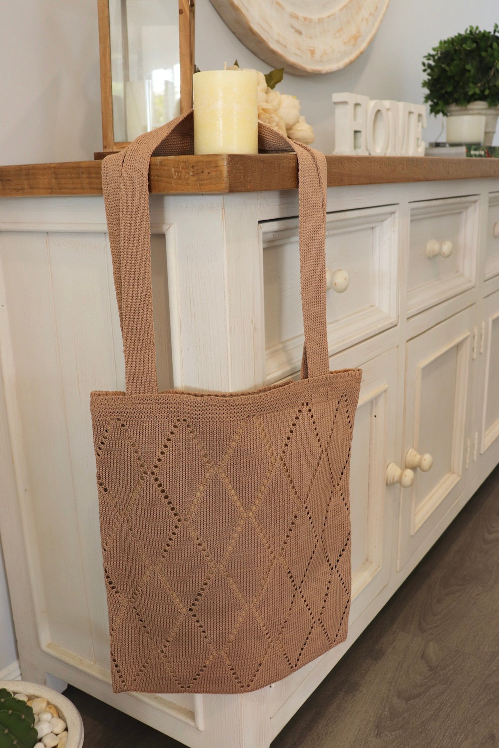 Sweet Caroline Bag In Latte