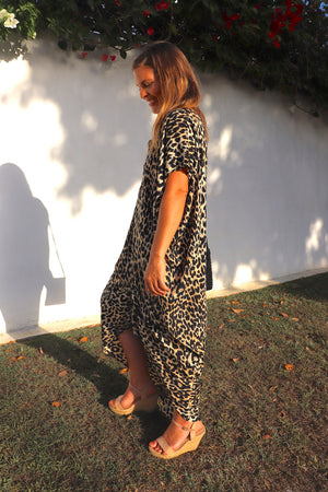 Island Holiday High Low Dress In Malawi