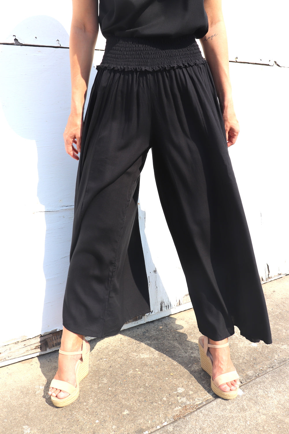 RO Caribbean Pant In Black