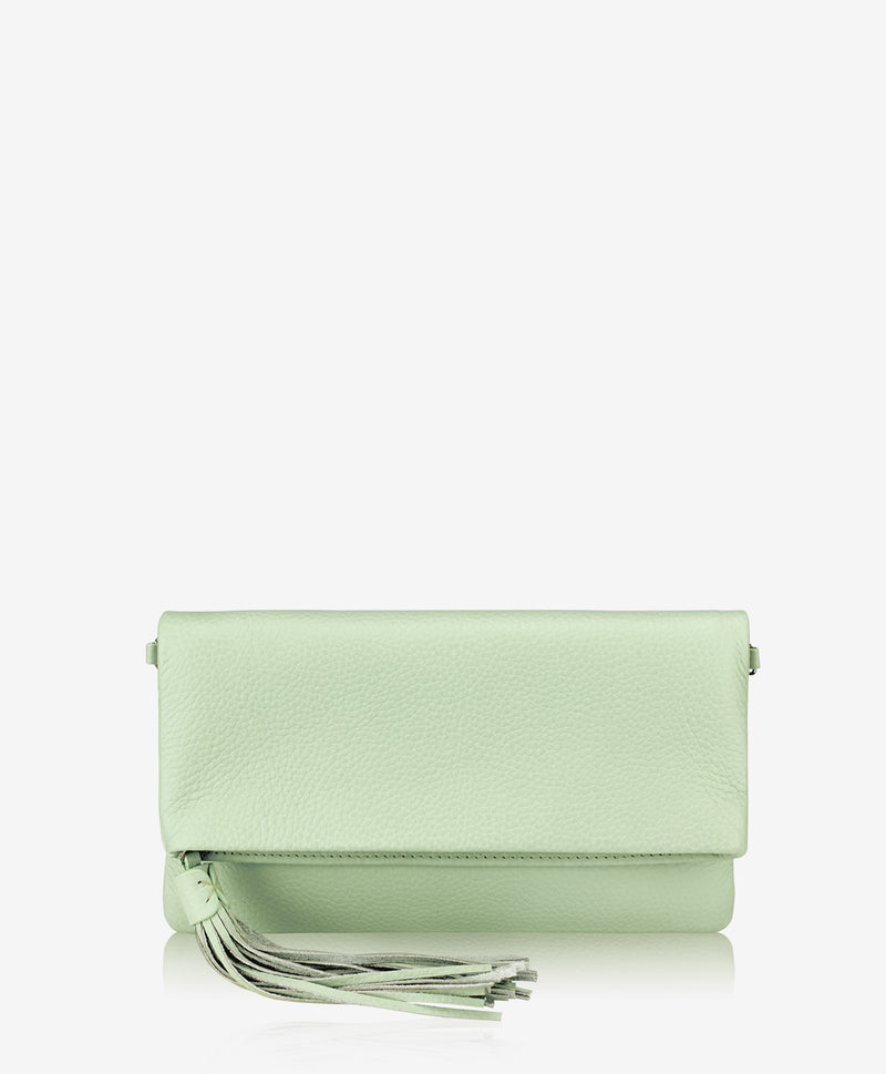 Stella Fold-Over Clutch