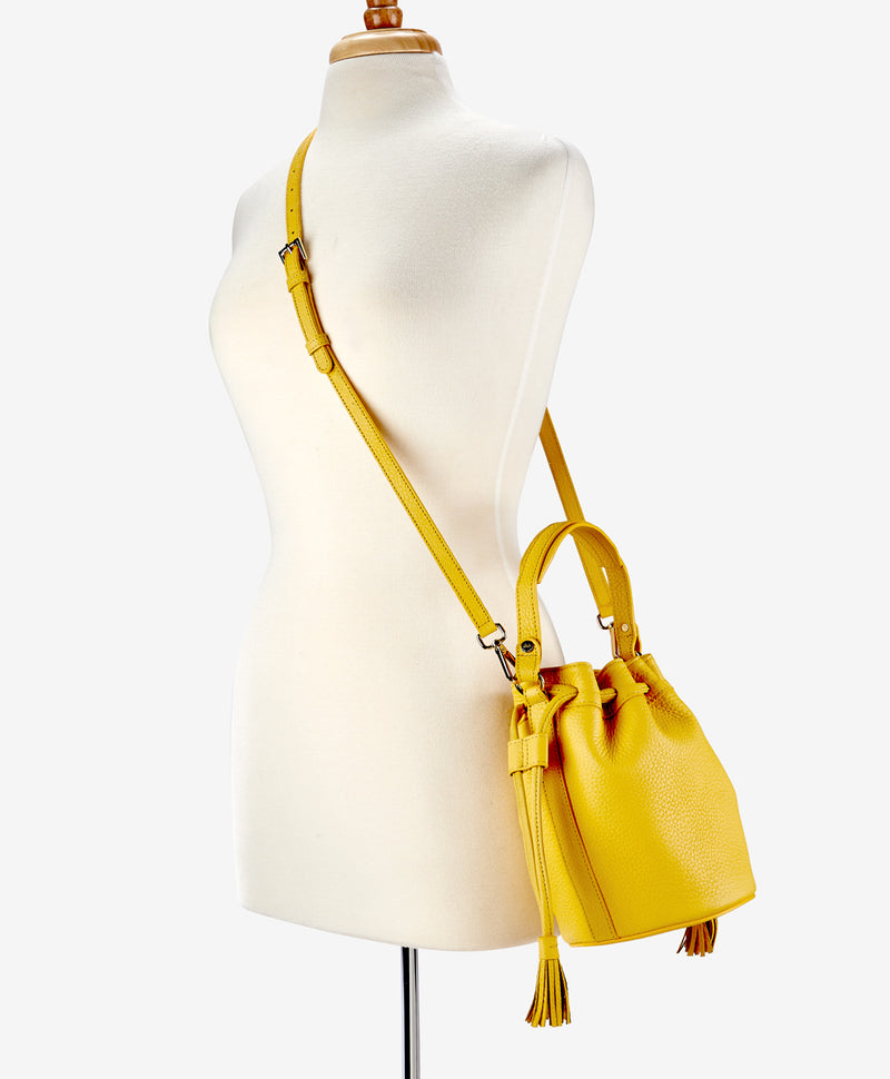 Genevieve Bucket Bag