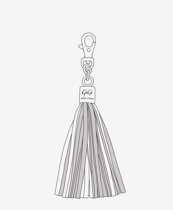 Customizable Tassel Bag Charm