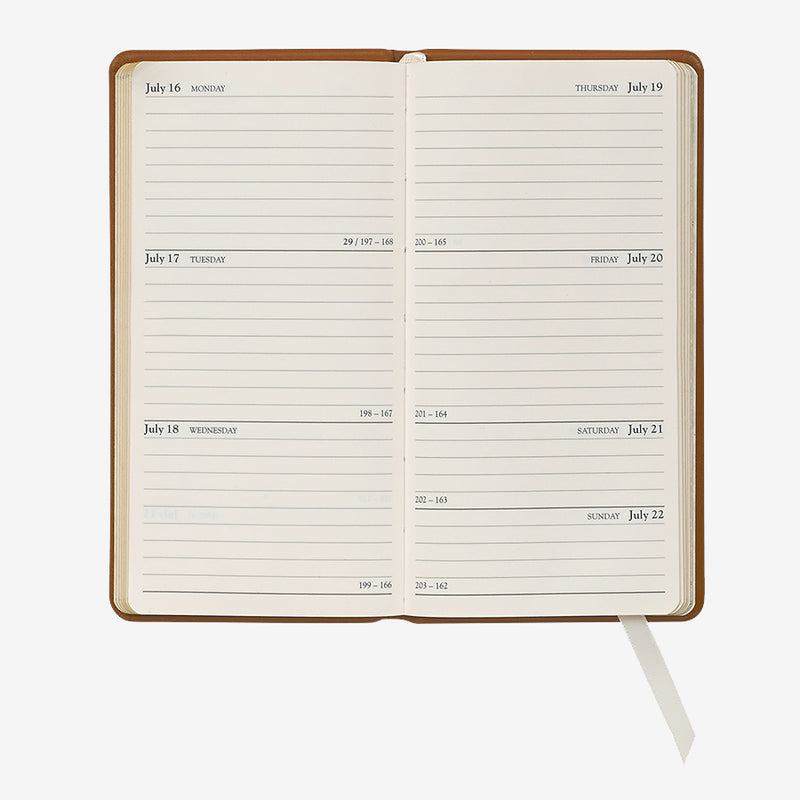 "2021 6"" Pocket Datebook"
