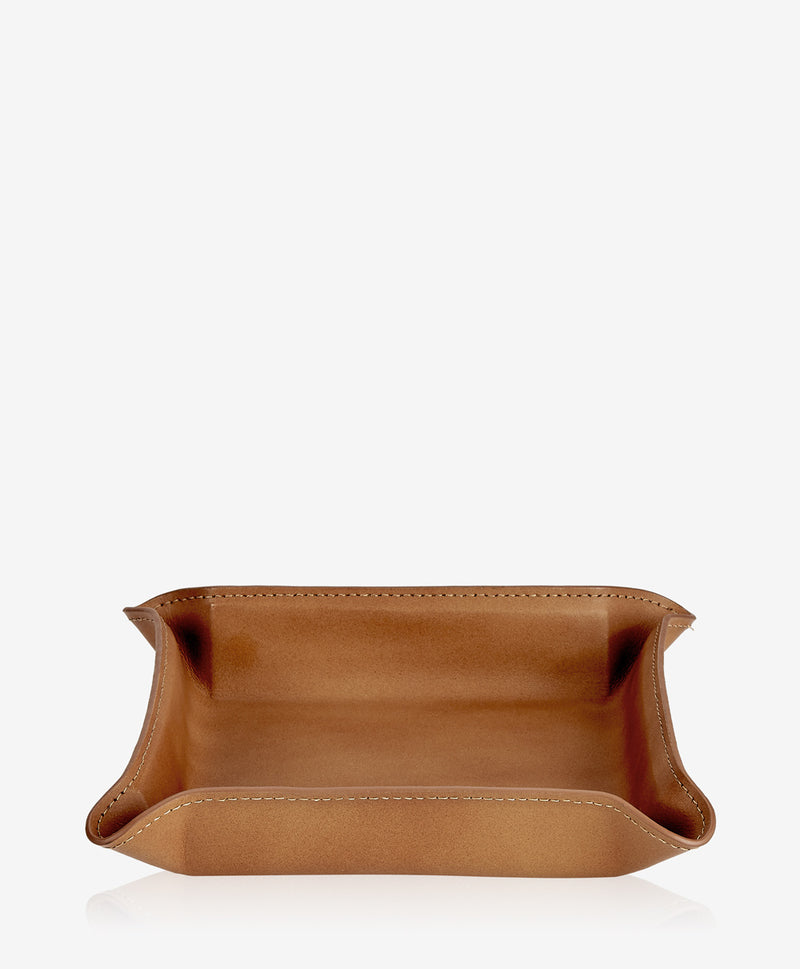 Medium Leather Catchall