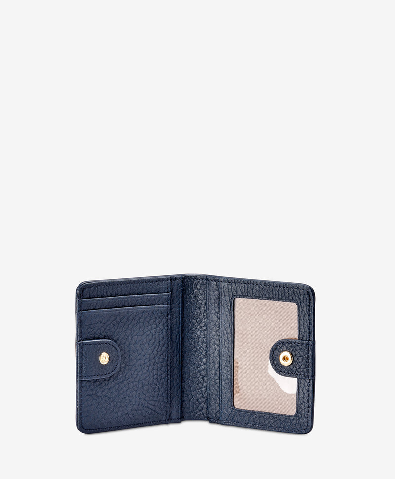 Mini Foldover Wallet