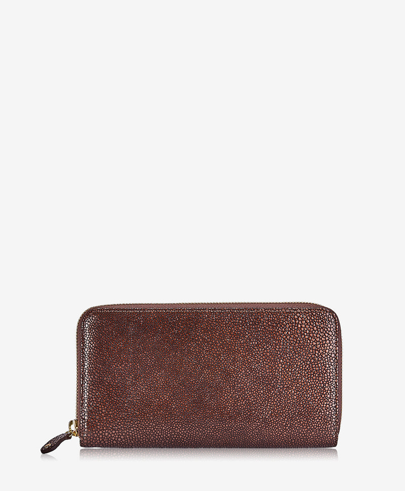 Large Zip Around Wallet