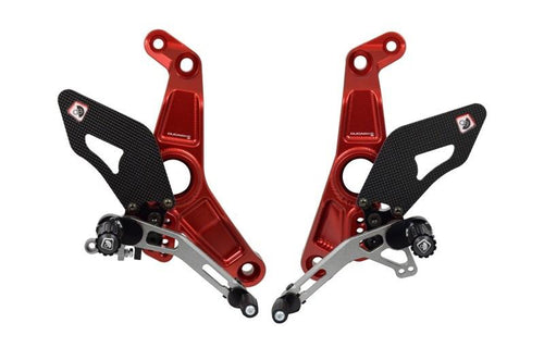 PRM1202 - ADJUSTABLE REARSET M1200 MY17 - Ducabike.com.au