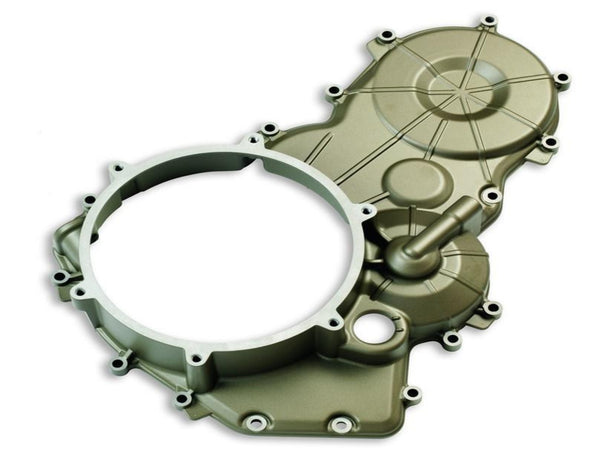 DUCATI 899 PANIGALE CLEAR CLUTCH COVER KIT WITH HOUSING - Ducabike.com.au