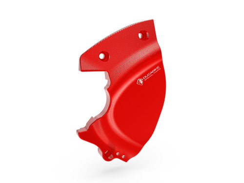 CP12 - HYPERMOTARD 950 FRONT SPROCKET COVER - Ducabike.com.au