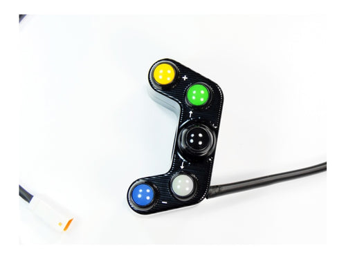 CPPI03 - 6 Button Switchblock For Track/Race - Ducabike.com.au