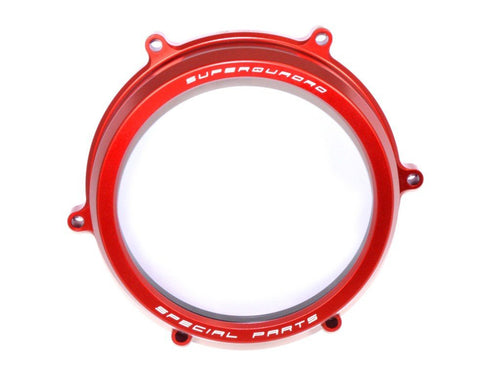 CC119901 - Clear Clutch Cover - Ducabike.com.au