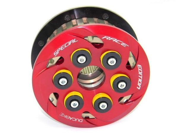 FA848OIL - Slipper Clutch - Adjustable 6 Spring - Oil Bath - Ducabike.com.au