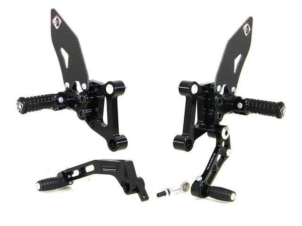 PRSP03 - Adjustable Rearsets - SP - Ducabike.com.au