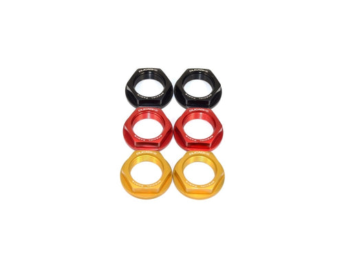 KDPR04 - REAR WHEEL NUT KIT (2 PER PACK) - Ducabike.com.au