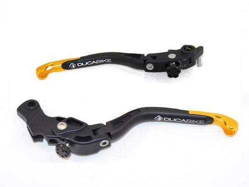L09 - Brake + Clutch Levers Hyper 821 Sp - Ducabike.com.au