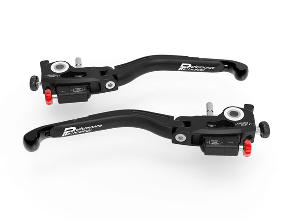 LP01 ULTIMATE - BRAKE & CLUTCH LEVERS WITH DOUBLE ADJUSTMENT - Ducabike.com.au