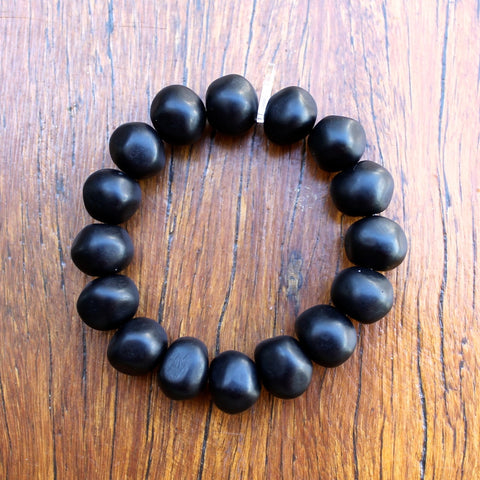 Black Nugget Bracelet