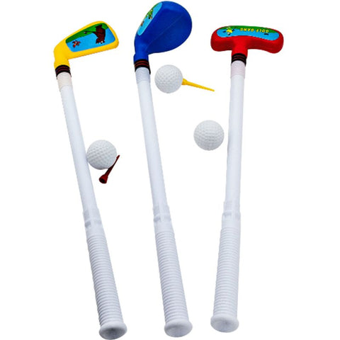 Clubhouse  Collection Junior Gang Plastic Golf Set