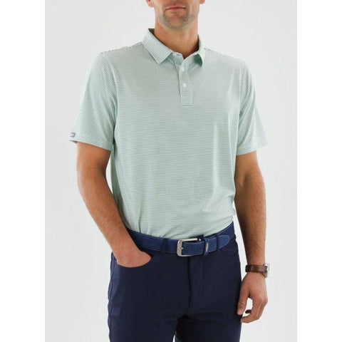 Straight Down Men's Kestner Polo