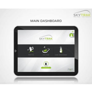 Skytrak Basic Practice Launch Range Monitor