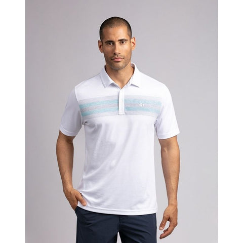 TRM Men's Transcontinental Polo Front