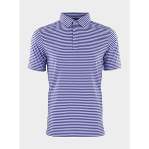 Straight Down Men's Newport Polo Grape