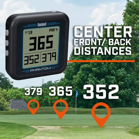 Image of Bushnell Phantom Golf GPS