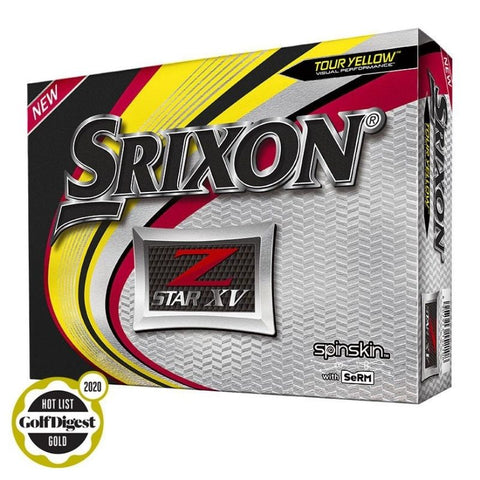 Srixon Z-Star XV 19 Golf Balls