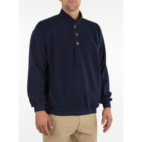 PULLOVER SD 60118 FOOTHILL FLEEC Front