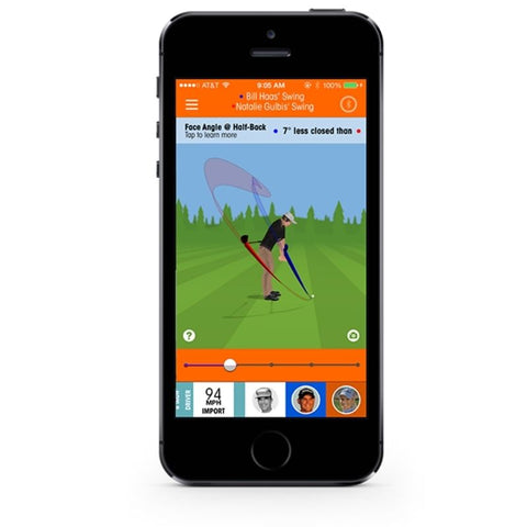 SkyGolf SkyPro Swing Analyzer