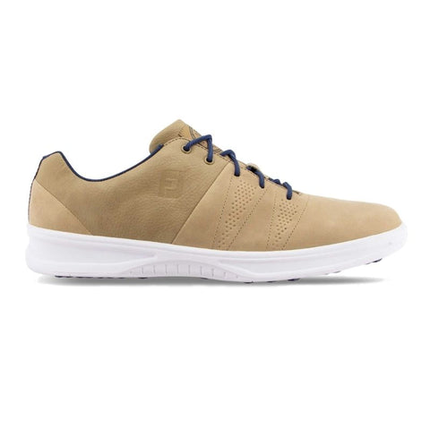 FootJoy Men's Contour Casual Golf Shoe Tan