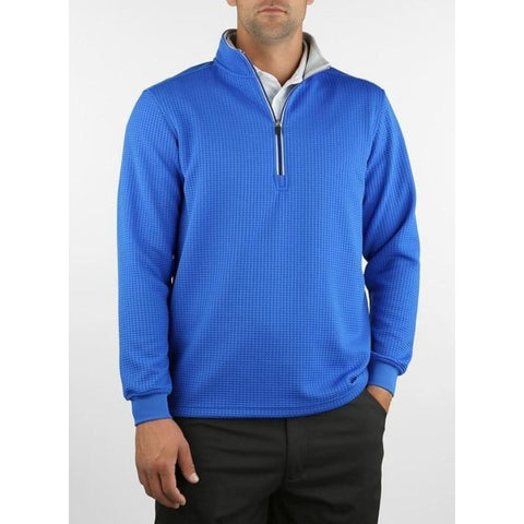 Image of Straight Down Men's Pullover Optic 1/2 Zip