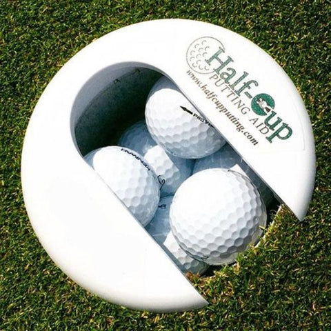 Image of Half-Cup Putting Aid