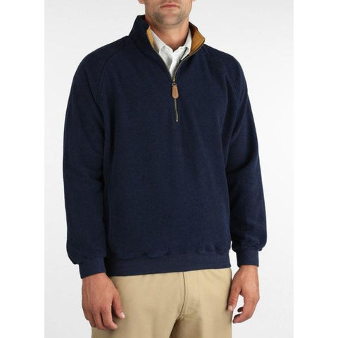 PULLOVER SD 601 FAIRWAY 1/4 ZIP Front