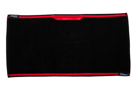 Image of Titleist Players Golf Towel 16X32