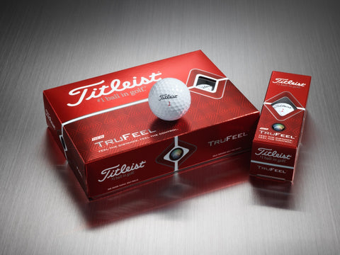 Titleist TruFeel Golf Balls 2019